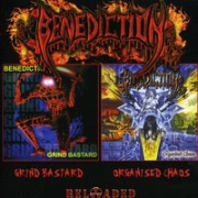BENEDICTION - GRIND BASTARD & ORGANIZED.. RE (SWE)