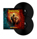 BENEDICTION - SCRIPTURES -GATEFOLD/LTD-