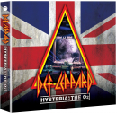 DEF LEPPARD - HYSTERIA AT.. -DVD+CD-