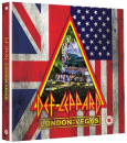 DEF LEPPARD - LONDON TO VEGAS -DVD+CD-