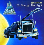 DEF LEPPARD - ON THROUGH THE NIGHT (JPN) (SHM)