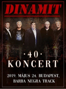 DINAMIT - 40 KONCERT 2CD+DVD BOX