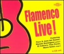 Flamenco Live / Various - FLAMENCO LIVE / VARIOUS (BOX)