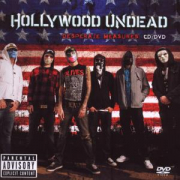 HOLLYWOOD UNDEAD - DESPERATE.. -CD+DVD-