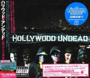 HOLLYWOOD UNDEAD - SWAN SONGS (JPN)