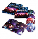KAMELOT - I AM THE EMPIRE CD+DVD+BLU-RAY