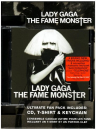 LADY GAGA - FAME MONSTER ULTIMATE FAN PAC (LARGE) (CAN)
