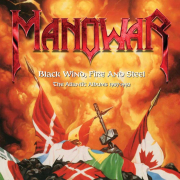 MANOWAR - BLACK WIND, FIRE & STEEL