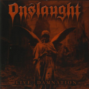 ONSLAUGHT - LIVE DAMNATION (ARG)