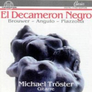 PIAZZOLLA,ASTOR / TROESTER - DECAMERON NEGRO