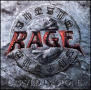 RAGE - CARVED IN STONE + 1