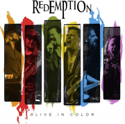 REDEMPTION - ALIVE IN COLOR -CD+BLRY-