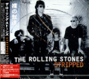 ROLLING STONES - STRIPPED +1 - JAPÁN